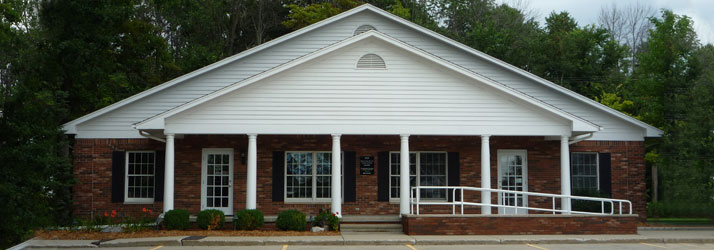 Chiropractic St Clair MI Office Building